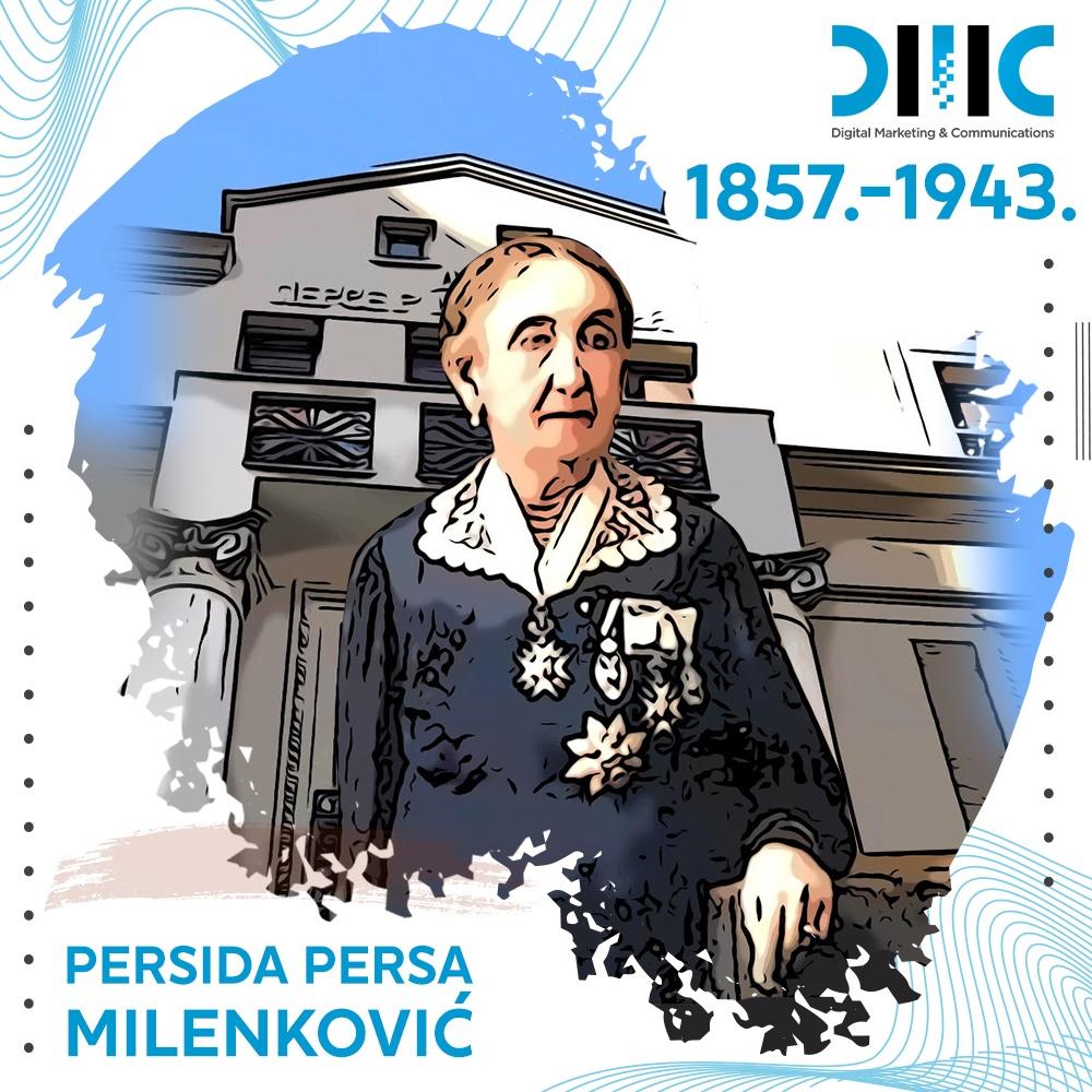 Ktitorka Persida Milenković